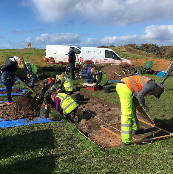 Ardrossan Dig Trench D